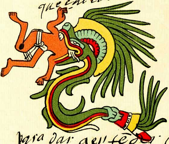 Quetzalcoatl_telleriano